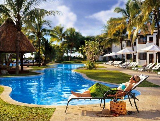 Sheraton Denarau Villas: Pool area