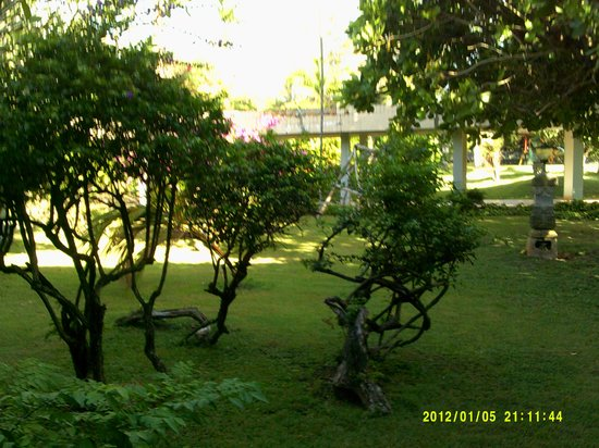 Inna Grand Bali Beach Hotel: more gardens