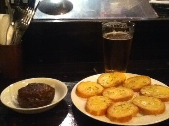 THE ALDGATE: Welsh cuisine in Tokyo