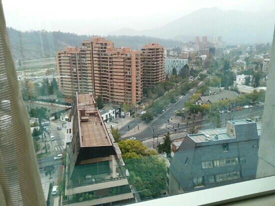 Atton Vitacura: la vista desde el piso 16