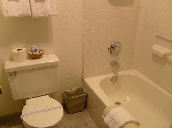 Shanico Inn: Bathroom