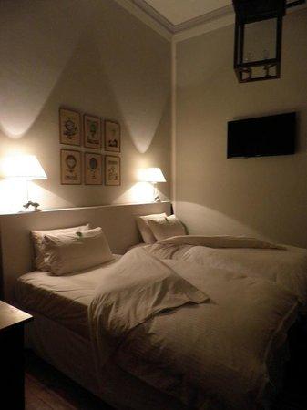 Art Hotel Deco: Habitación doble