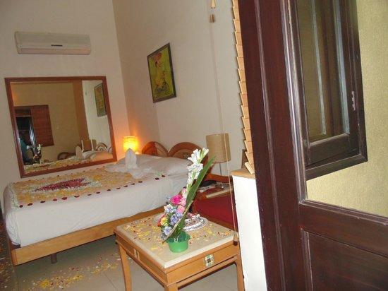 Casa De Goa Boutique Resort: Luxury Room