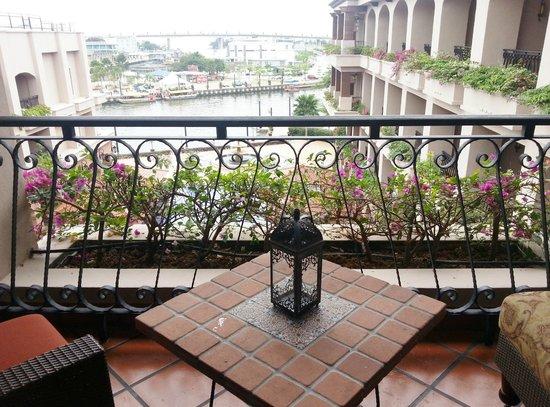 Casa del Rio Melaka: view from the balcony