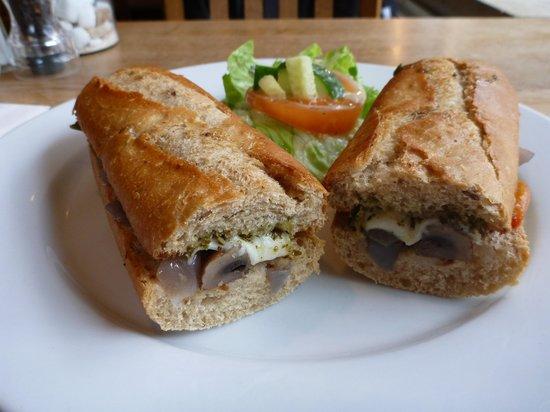 The Croft Restaurant: Baguette