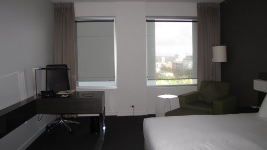 Pullman Adelaide: view from 905
