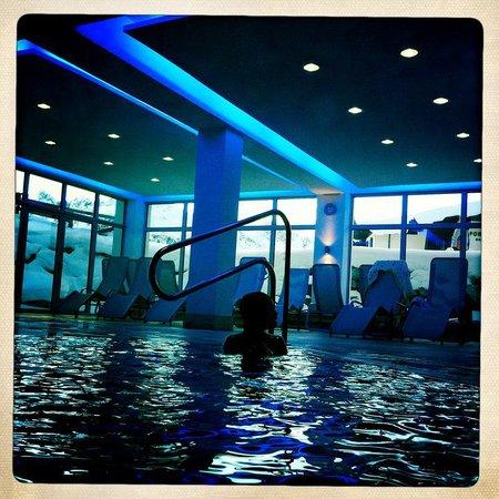 Schimmbad Hotel Tyrol