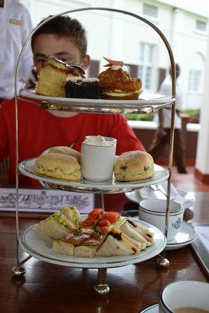 Stanley's Terrace: High Tea