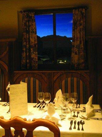 Hotel Tyrol: Tiroler Stube