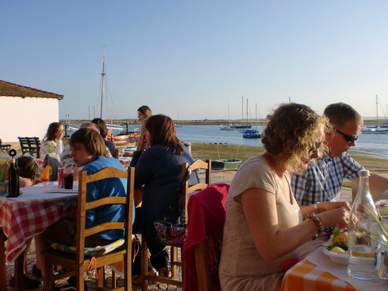 Restaurante Navegador: View of the harbor