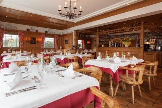 Landhotel Fohrenhof: Restaurant Gasthof
