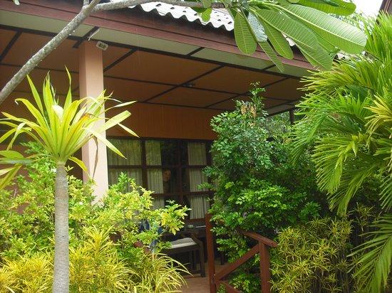 Pinnacle Resort Samui : Der Bungalow