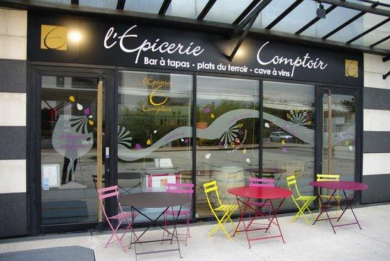 L'Epicerie Comptoir - Grenoble Europole: Facade