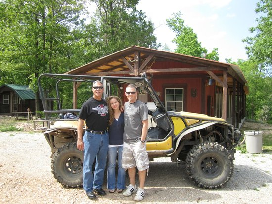 Rush Springs Ranch: Off road tour