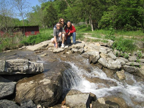 Rush Springs Ranch: We had a good time : )