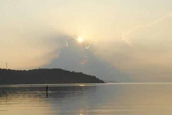 Puerto Nirvana Beach Resort : morning view