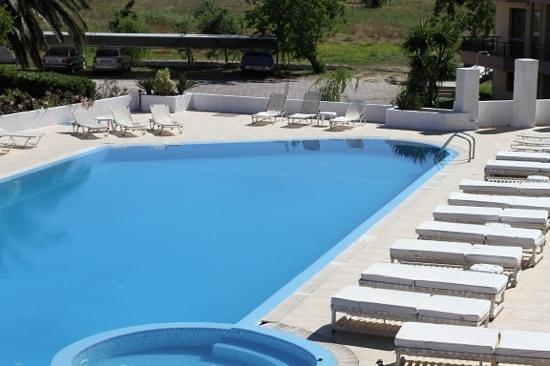 Toroni Blue Sea Hotel & Spa: Blue Sea pool