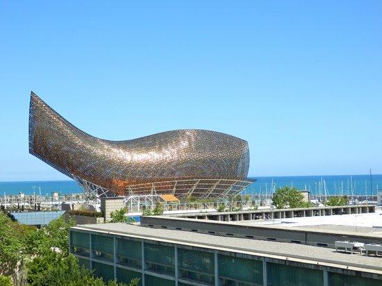 Pullman Barcelona Skipper : La Célébre Sculpture Emblème Du Bord De Mer