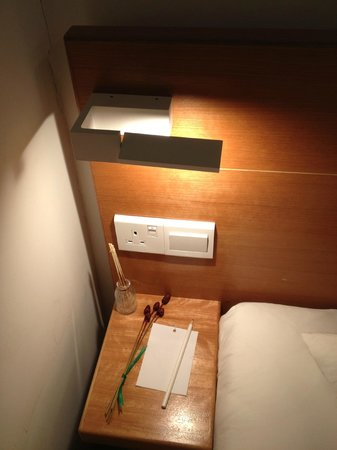 Gingerflower Boutique Hotel: Illumination