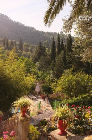 Agroturisme Finca Sa Maniga: Flowergarden