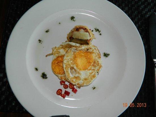 Makuwa-Kuwa Restaurant: Breakfast