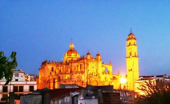 La Catedral De Noche Desde El Hammam Picture Of Catedral