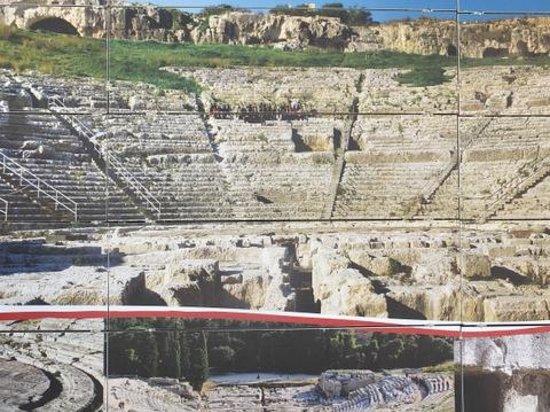 Zona Archeologica: So sieht man es nur auf einen Bild