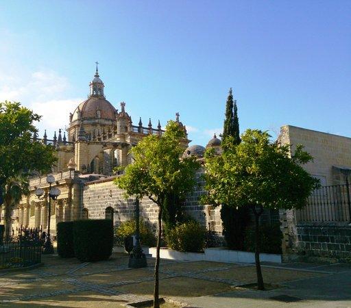 Foto de catedral de jerez de la frontera jerez de la for Banos arabes jerez de la frontera