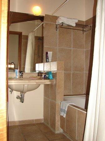 Grand Leoniki: badkamer boven