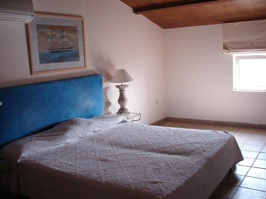 Grand Leoniki: slaapkamer