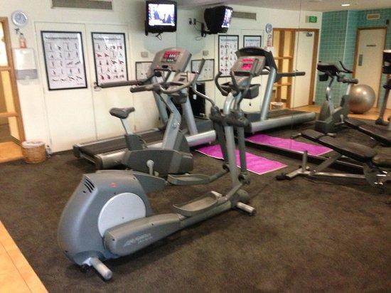 Novotel Hamilton Tainui: Gym