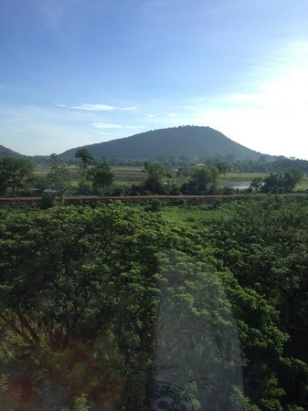 Chainat Thani Hotel: view from room