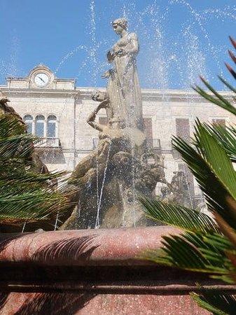 Fountain of Diana : Zu jederzeit SCHÖN