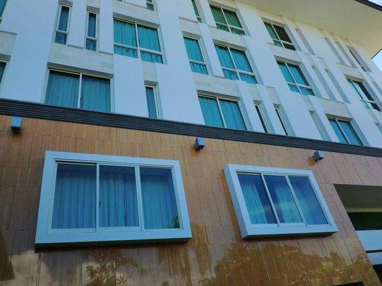 Bintang Kuta Hotel: the hotel building