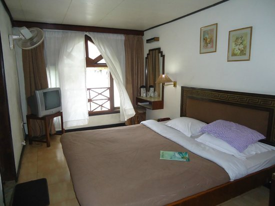 Central Hill Resort Gangtok: Deluxe Room view
