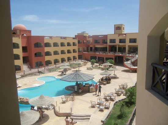 Moon Resort Marsa Alam: vista