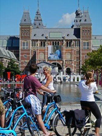 Photo of Tourist Attraction Mike's Bike Tours & Rentals at Prins Hendrikkade 176, Amsterdam 1011TC, Netherlands