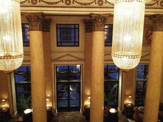 Tbilisi Marriott Hotel : Hall