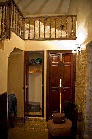 Casa Lalla: La chambre