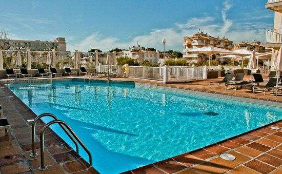 BQ Apolo Hotel: PISICINA