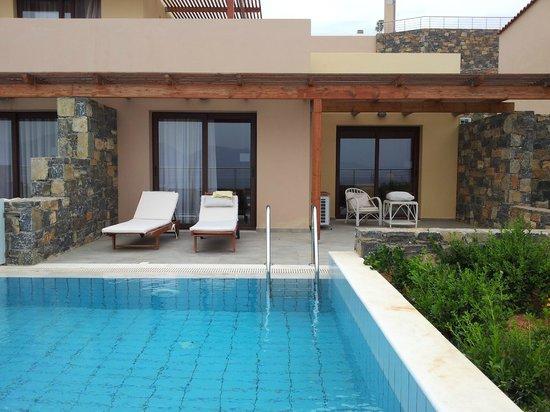Miramare Resort & Spa : OUR SUITE - PRIVATE POOL