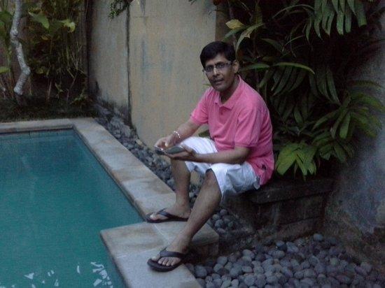 Barong Resort and Spa: private pool
