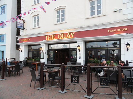 The Quay weatherspoons Poole