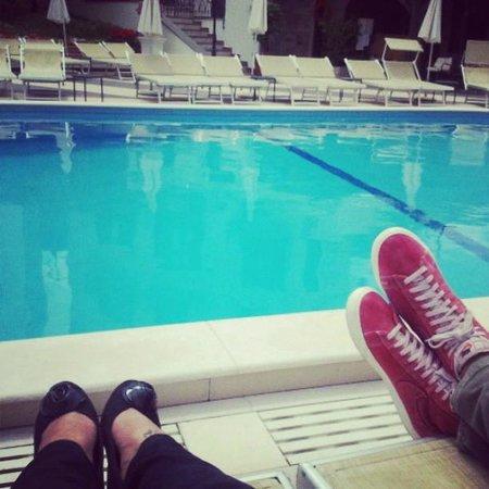 Hotel Iaccarino: relax a bordo piscina