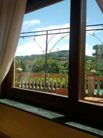 Hotel Iaccarino: vista