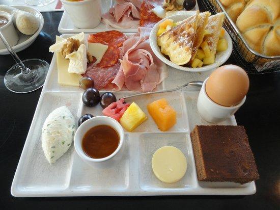 Rochus: Frühstück für 2