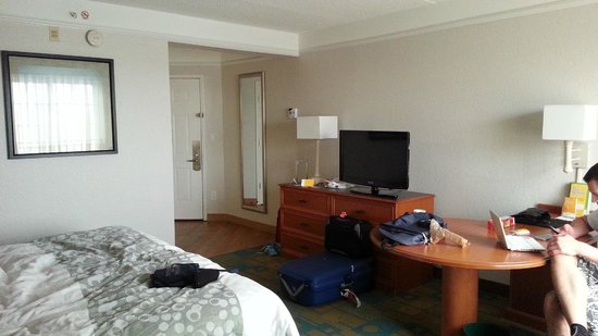 La Quinta Inn & Suites Ft. Lauderdale Airport: Hotelzimmer