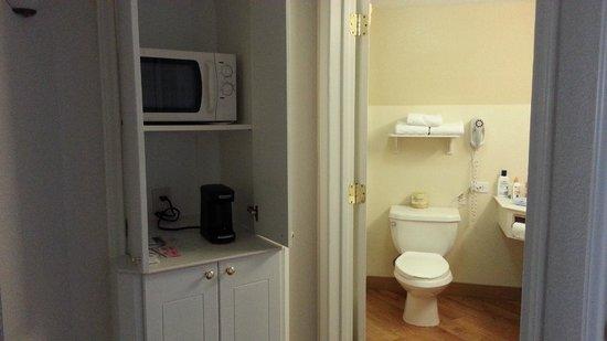 La Quinta Inn & Suites Ft. Lauderdale Airport: Badezimmer