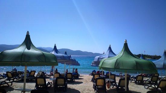 Rixos Premium Bodrum: Strand