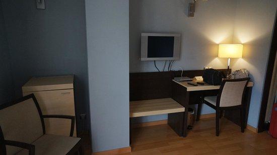 Hotel Vila de Muro: Bra rum med gratis Wi-Fi och TV